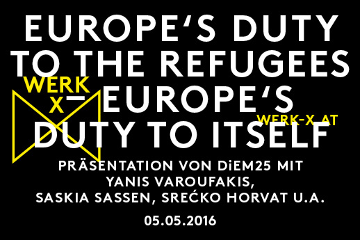 Szene aus 'Europe's Duty to the Refugees – Europe's Duty to Itself', #39